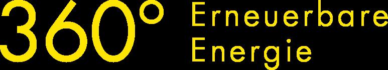 Logo 360° Erneuerbare Energie
